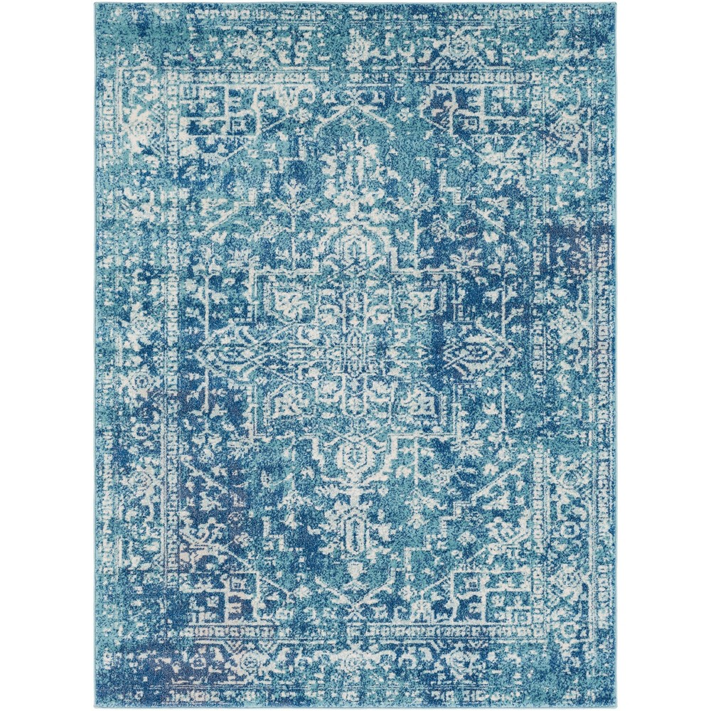 3 39 11 34 X5 39 7 34 Worsham Traditional Rug Teal Artistic Weavers