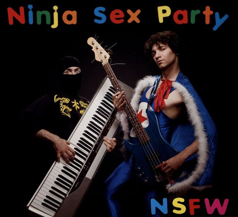 Ninja sex party - Nsfw (CD) - image 1 of 1