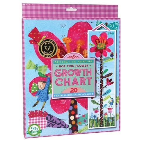 Pink Growth Chart Hot Flower GameTarget 1TKcul35JF