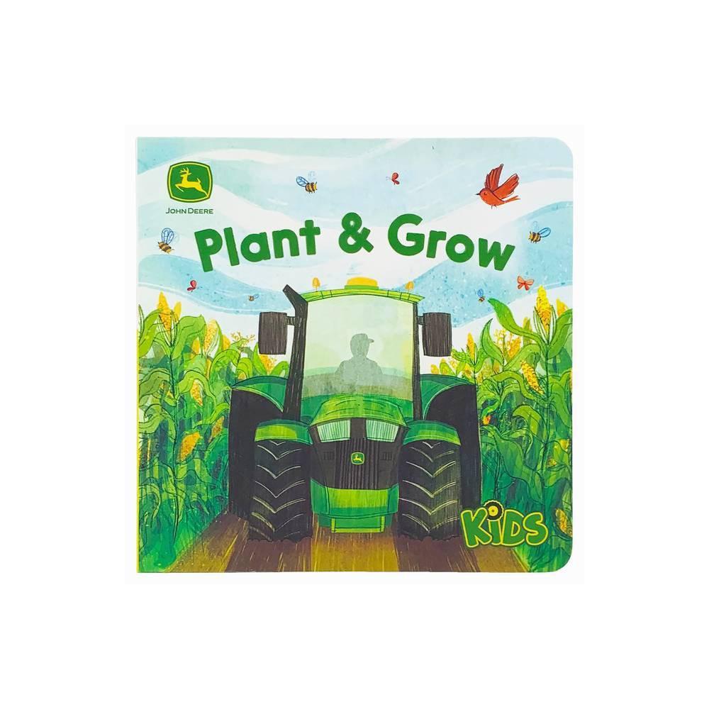 Plant Grow John Deere Lift A Flap Board Book By Jack Redwing Board Book