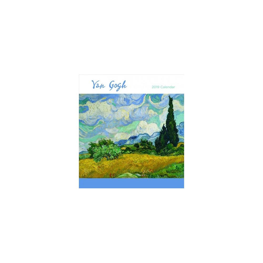 Van Gogh 2019 Calendar - (Paperback)