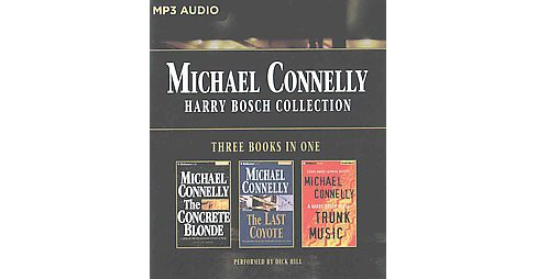Concrete Blonde / the Last Coyote / Trunk Music (Unabridged) (MP3-CD) (Michael Connelly) - image 1 of 1