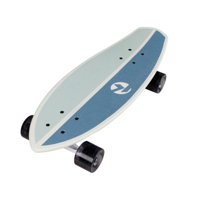 "Kryptonics 23"" Mini Fat Teeth Kids' Cruiser Skateboard"