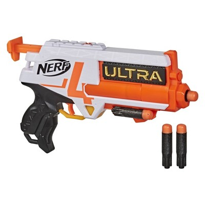NERF Ultra Four Blaster - Compatible Only with Nerf Ultra Darts