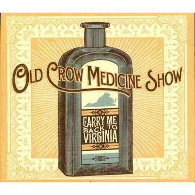Old Crow Medicine Show - Carry Me Back (EP) (CD)