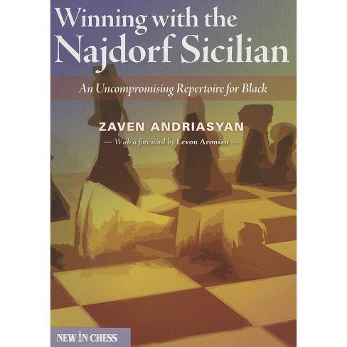 Winning with the Najdorf Sicilian - by  Zaven Andriasyan (Paperback) - image 1 of 1