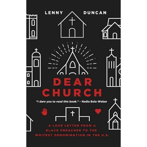 Dear Church - by  Lenny Duncan (Paperback) - image 1 of 1