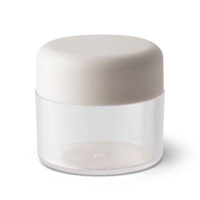 Travel Cosmetic Jar - 1.25 fl oz - up & up™