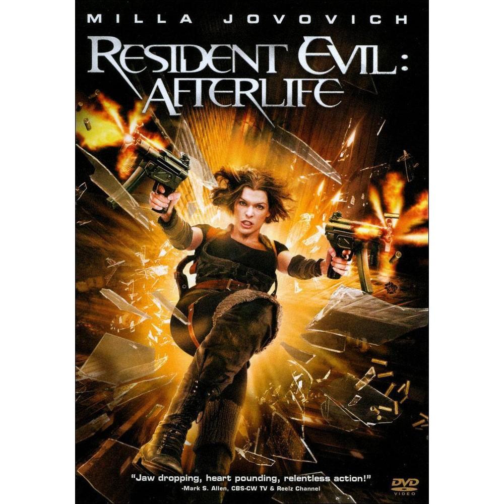 Resident Evil: Afterlife (dvd_video)