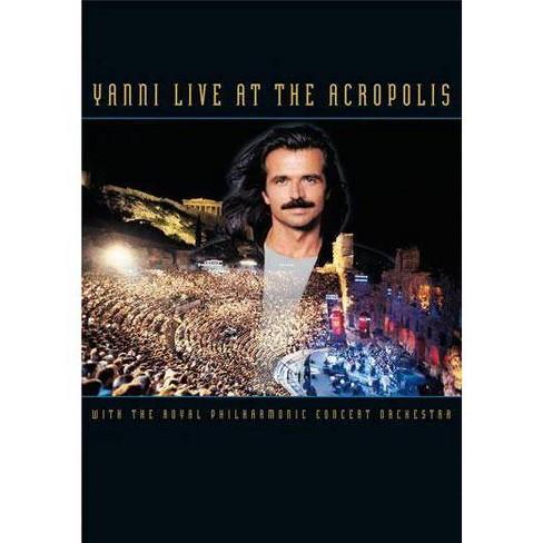 Yanni: Live At The Acropolis (DVD)