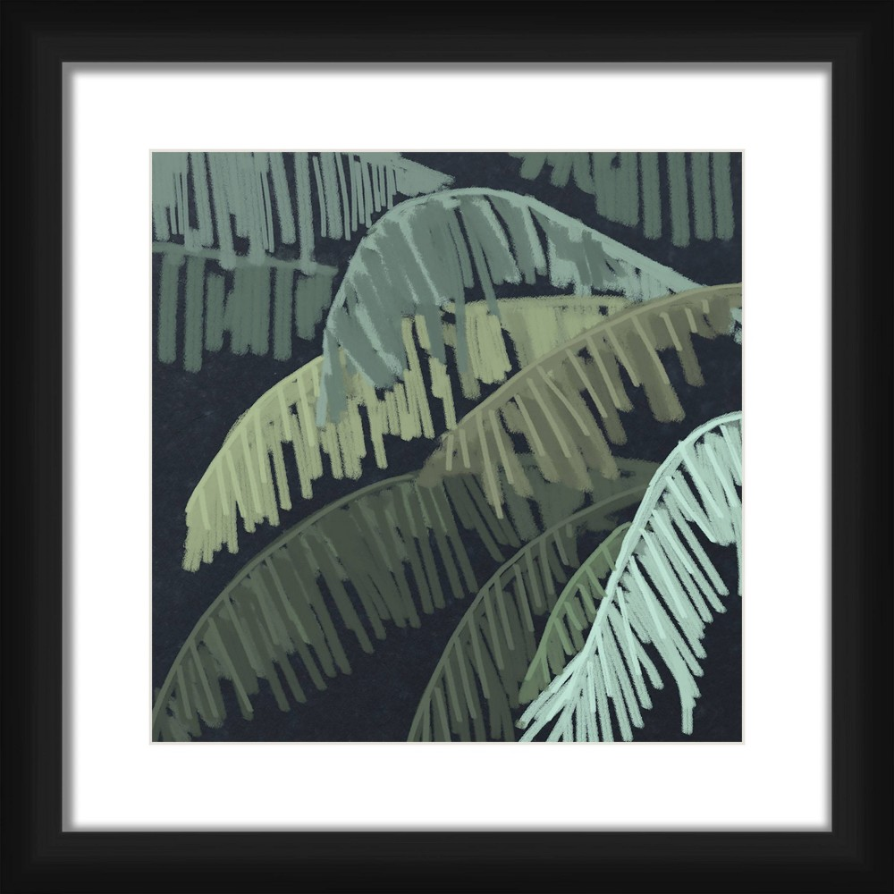 16 34 X 16 34 Matted To 2 34 Open Book Picture Framed Black Ptm Images