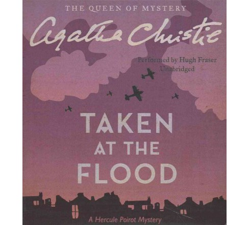 Taken at the Flood (Unabridged) (CD/Spoken Word) (Agatha Christie) - image 1 of 1