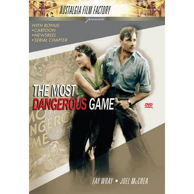 The Most Dangerous Game (DVD)(2012)