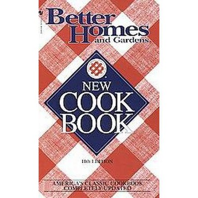 Better Homes and Gardens New Cook Book (Revised)(Paperback)