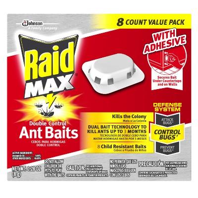 Ant & Roach Killer: Raid Max Ant Baits