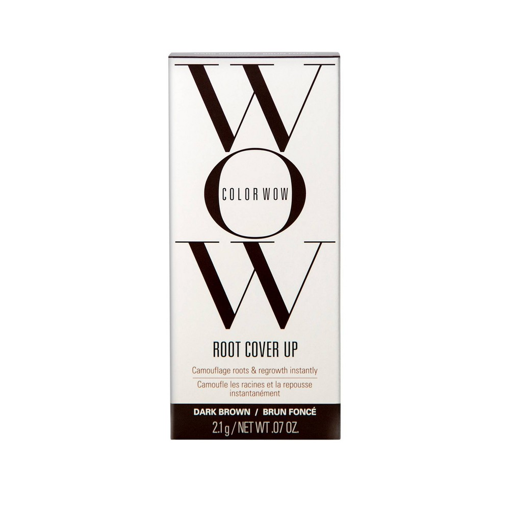 Image of Color Wow Root Cover Up - Espresso Brown - 0.07oz, Brown Brown
