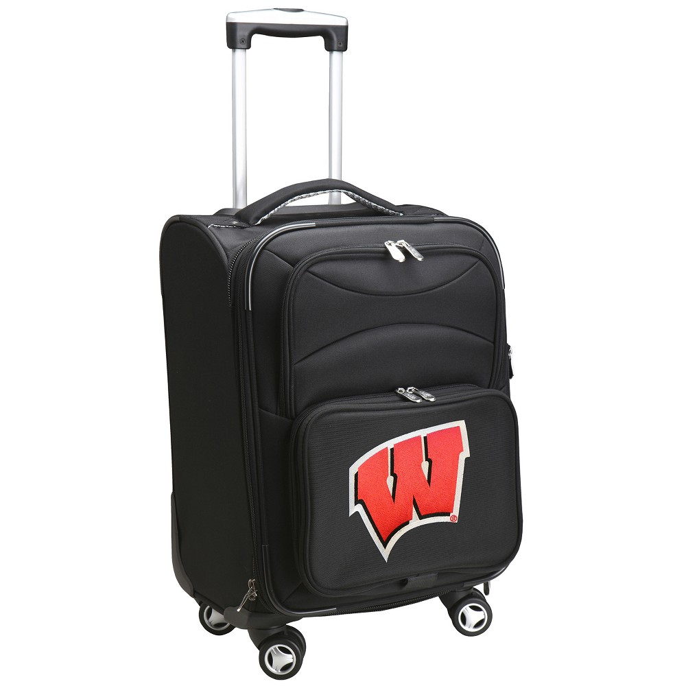 NCAA Wisconsin Badgers Spinner Carry On Suitcase