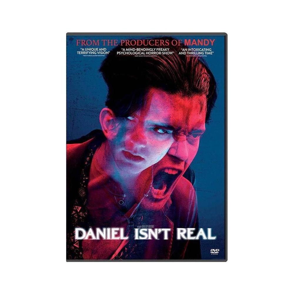 Daniel Isn T Real Dvd