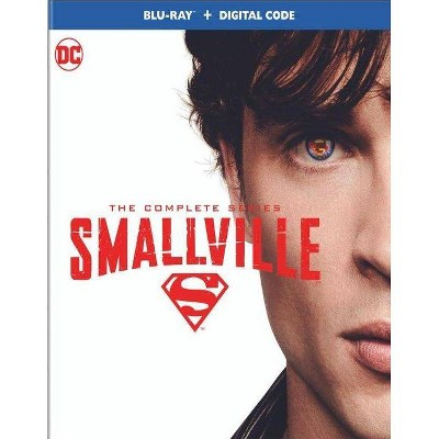 Smallville: The Complete Series (Blu-ray)(2021)