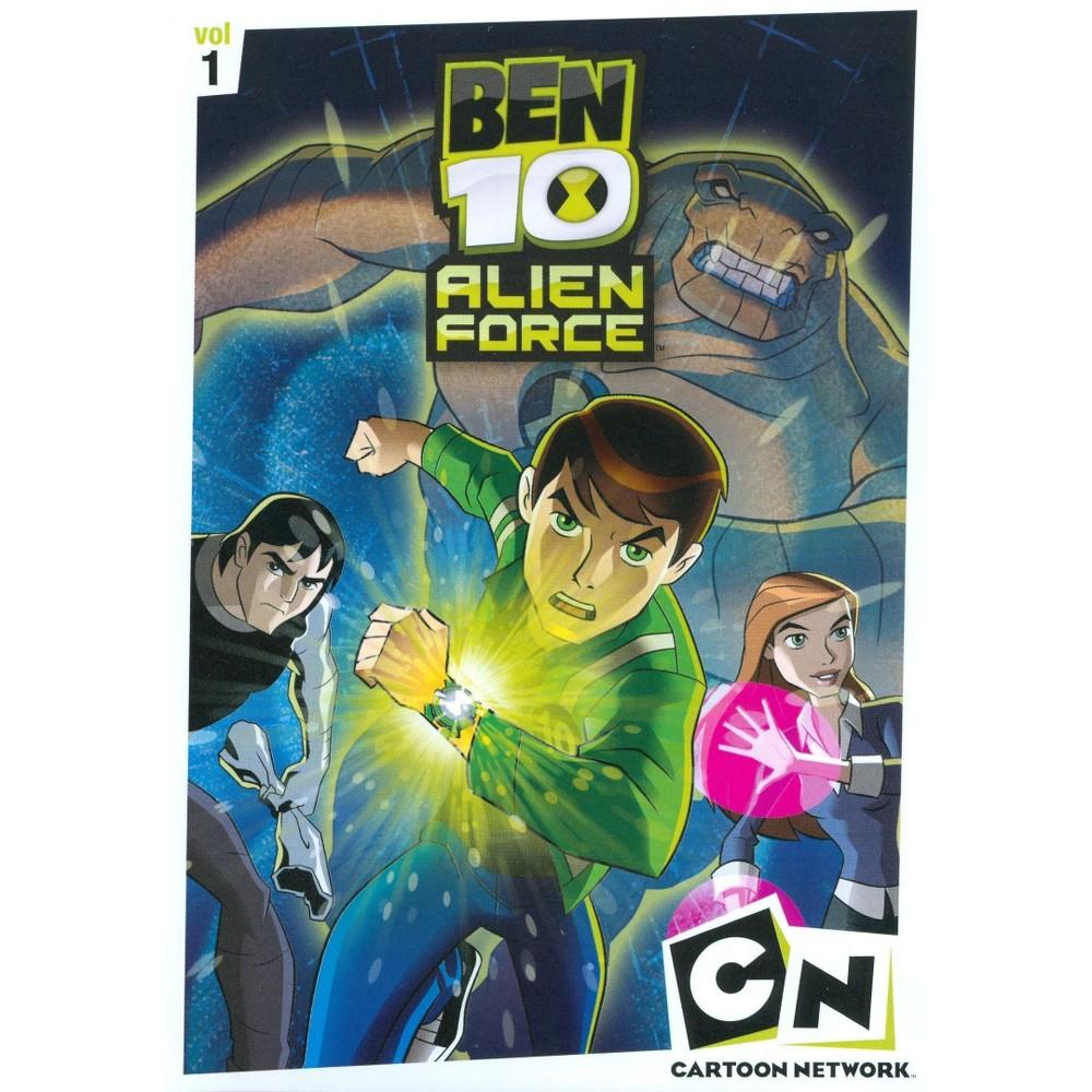 Ben 10: Alien Force, Vol. 1