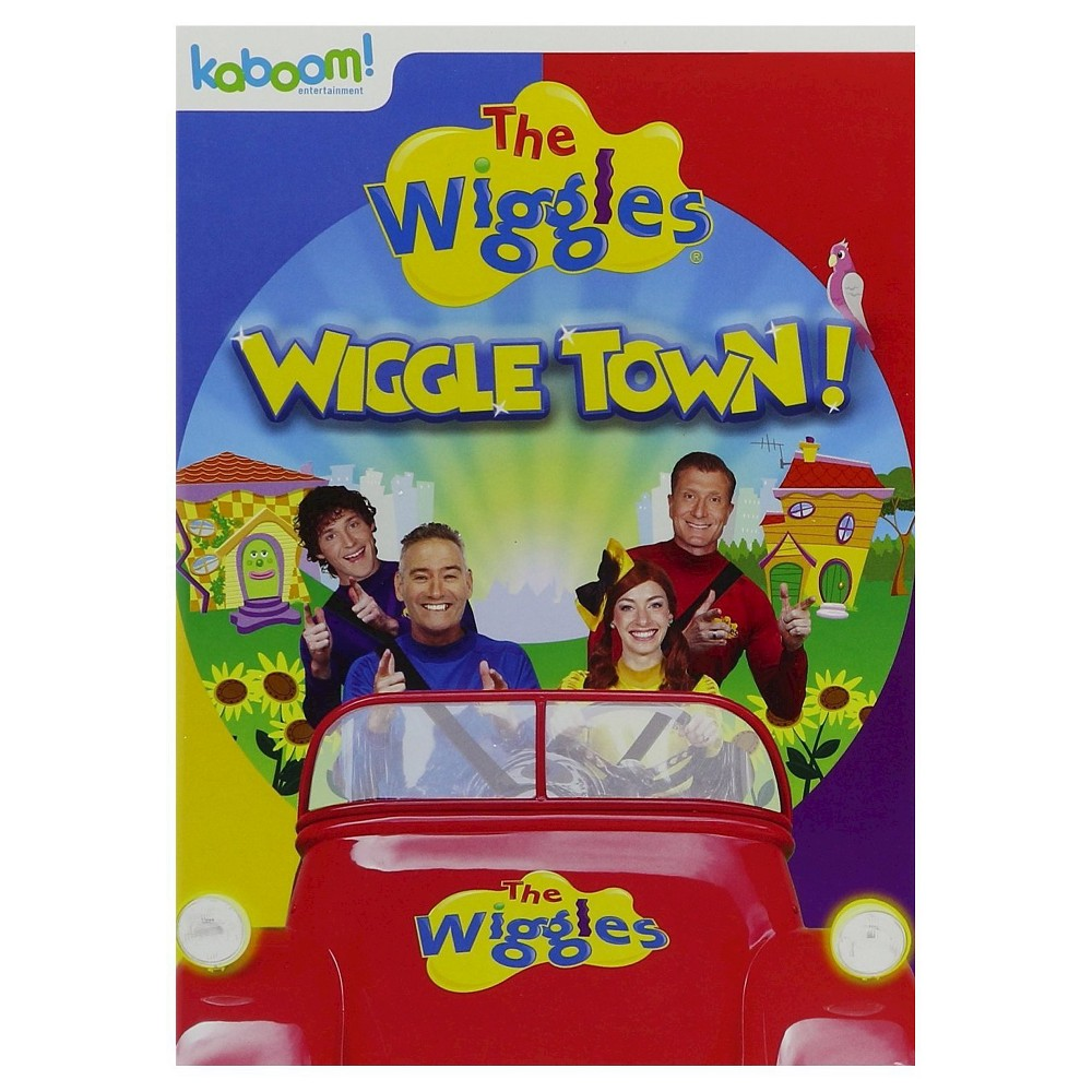 The Wiggles - Wiggletown (Dvd)