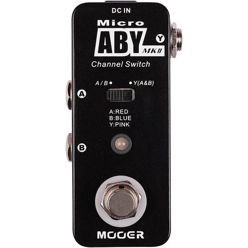 Mooer ABY MK2 Switch Effects Pedal - image 1 of 1