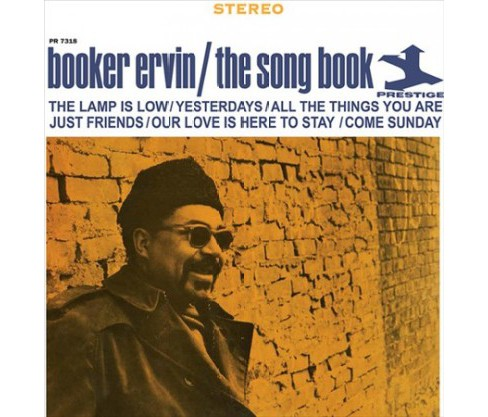 Booker Ervin - Song Book (Vinyl) - image 1 of 1