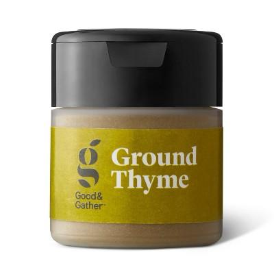 Ground Thyme - 0.7oz - Good & Gather™