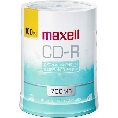 100pk wht cdr 700mb 80min 48x printable