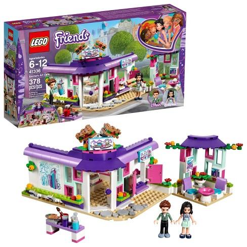 LEGO Friends Emma's Art Caf 41336