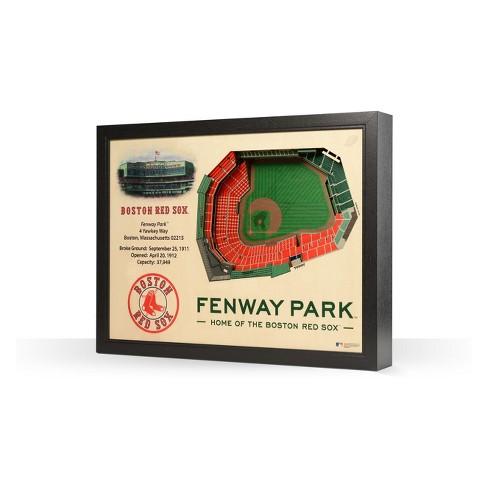 MLB Boston Red Sox Stadium Views Wall Art - Fenway Park : Target
