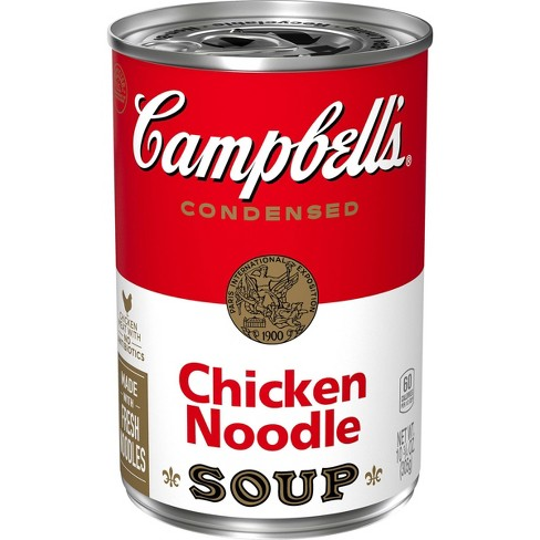 Campbell S Condensed Chicken Noodle Soup 10 75oz Target