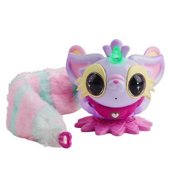Pixie Belles - Layla (Purple) - Interactive Enchanted Animal Toy - By WowWee