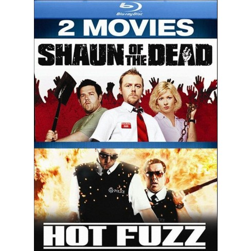 shaun of the dead blu ray review