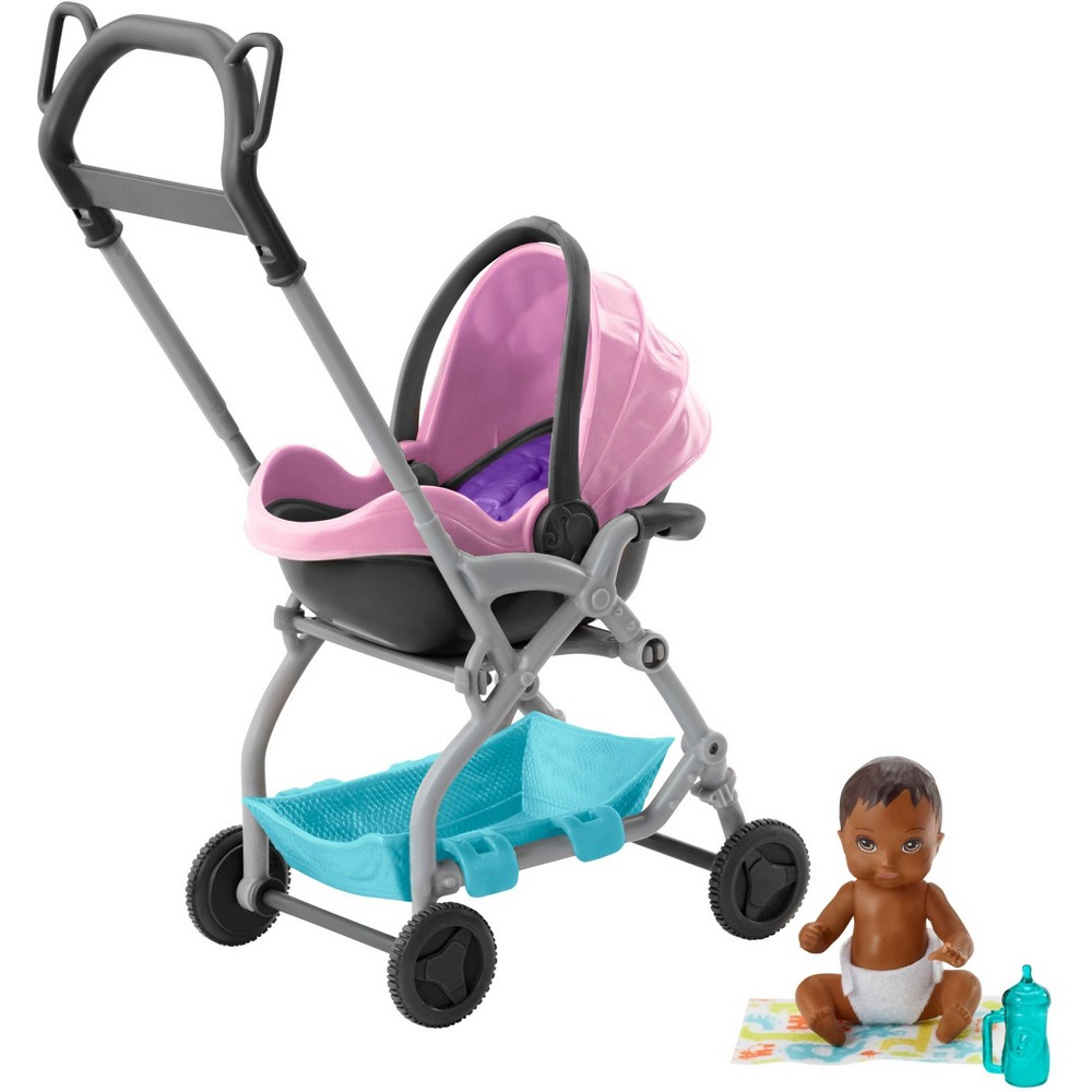 Barbie Skipper Babysitters Inc. Doll & Playset