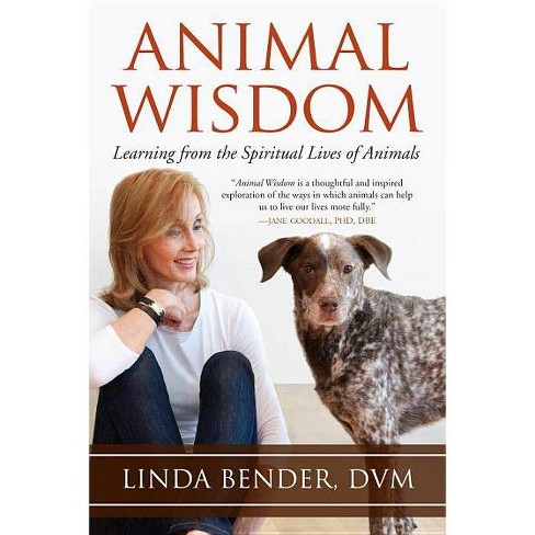 Animal Wisdom - (Sacred Activism) by  Linda Bender (Paperback) - image 1 of 1