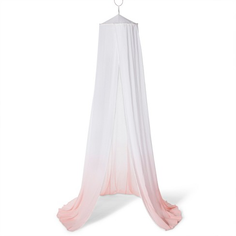 Dip Dye Bed Canopy Pink - Pillowfort™ - image 1 of 1