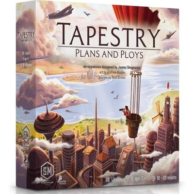 Tapestry - Plans and Ploys Board Game