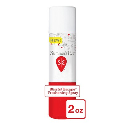 Summer's Eve Blissful Escape Feminine Freshening Spray - 2oz