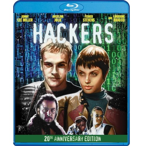 Hackers (Blu-ray) - image 1 of 1