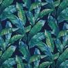 2pk Oversize Hanalai Lagoon Rectangular Throw Pillows Blue - Pillow Perfect - image 2 of 2