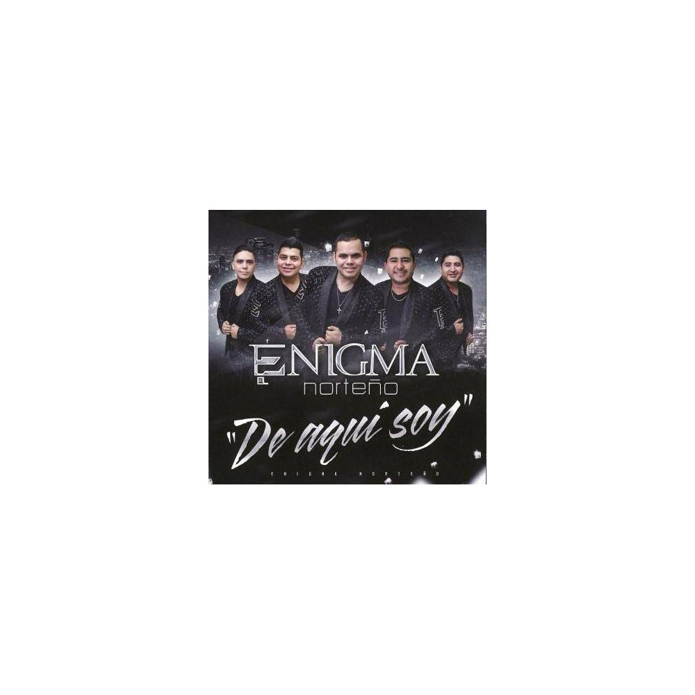 Low Price Enigma Norteno De Aqui Soy CD