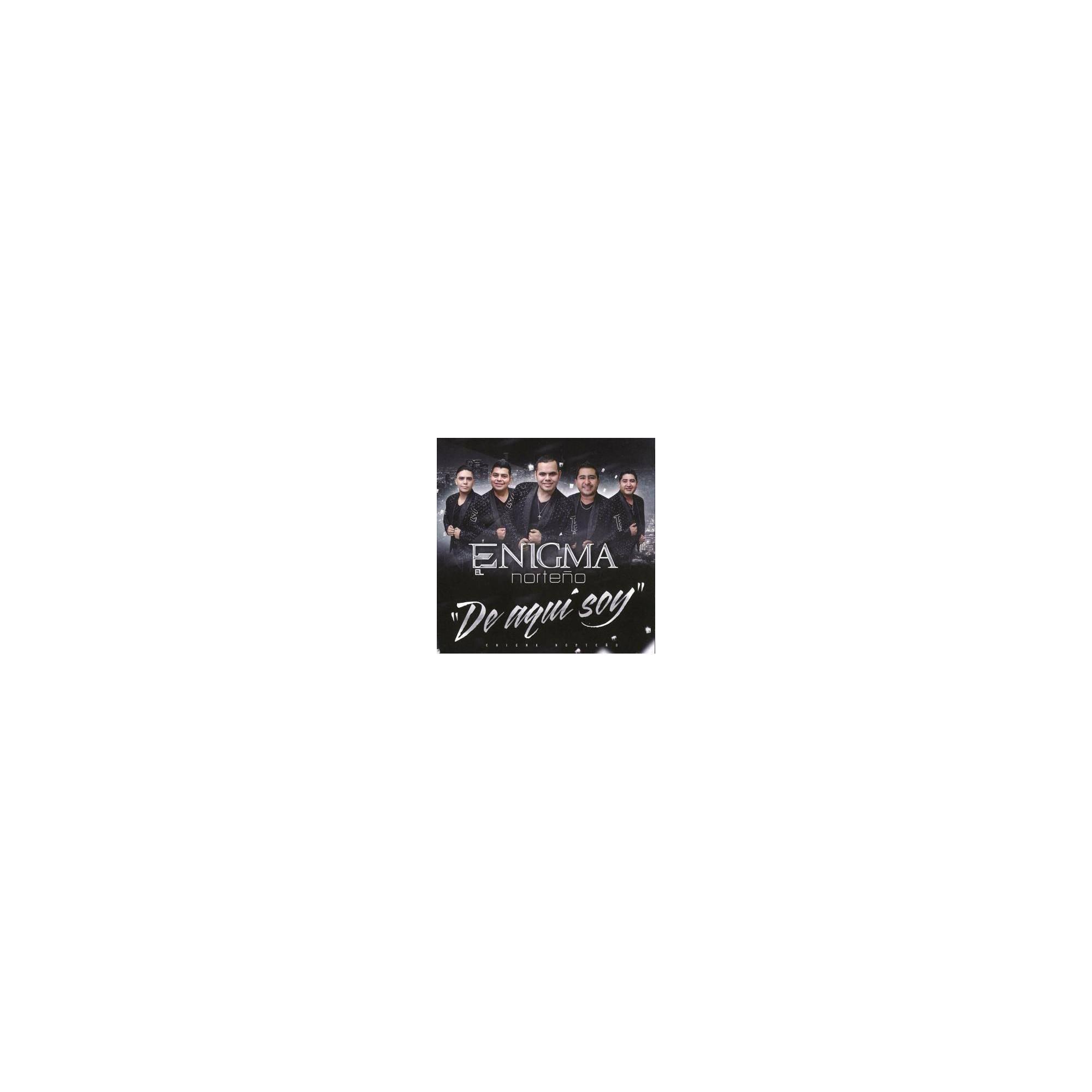 Enigma Norteno - De Aqui Soy (CD)