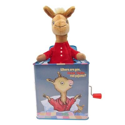 Llama Llama Jack-in-the-Box