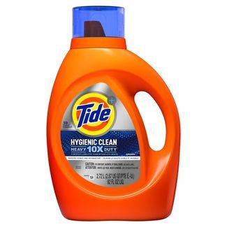 Tide Heavy Duty Hygienic Clean Liquid Laundry Detergent - 92 fl oz