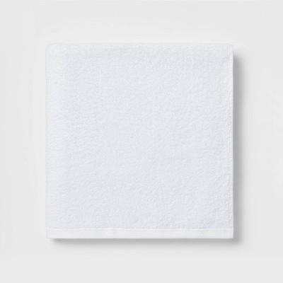 XL Everyday Bath Towel White - Room Essentials™