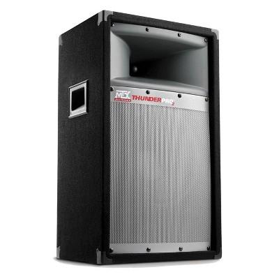 """MTX TP1100 Thunder Pro2 10"""" 2-Way 200W Full-Range Cabinet Portable Loudspeaker"""