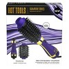 Hot Tools Signature Series One Step Blowout Detachable Volumizer and Hair Dryer - Purple - image 4 of 4