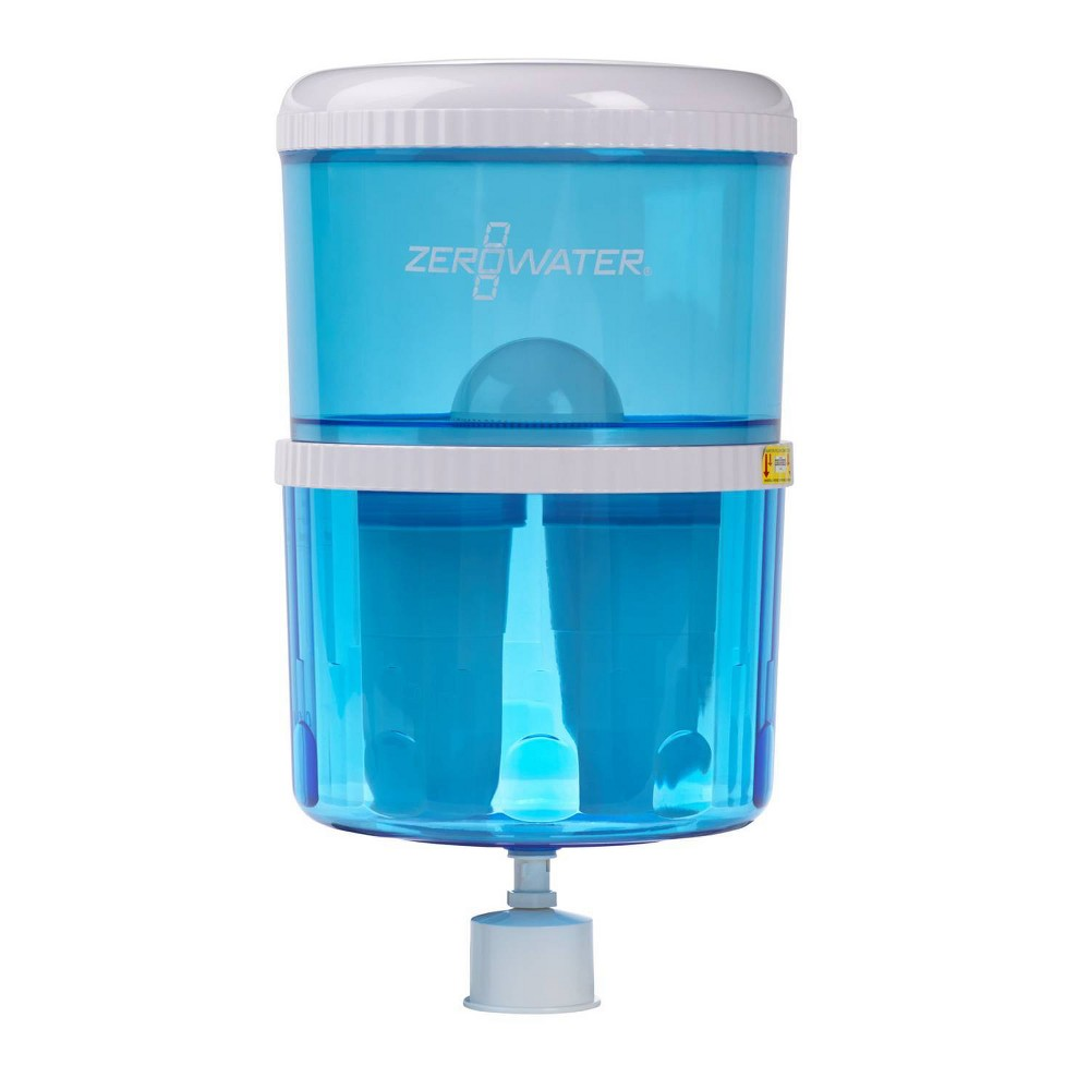 Image of ZeroWater Water Cooler Filtration System - Water Cooler Not Included - ZJ-003, Blue
