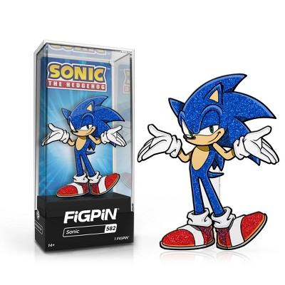 FiGPiN Sonic the Hedgehog - Glitter Sonic #582
